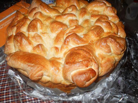 Снимка 2 от рецепта за Питката на леля