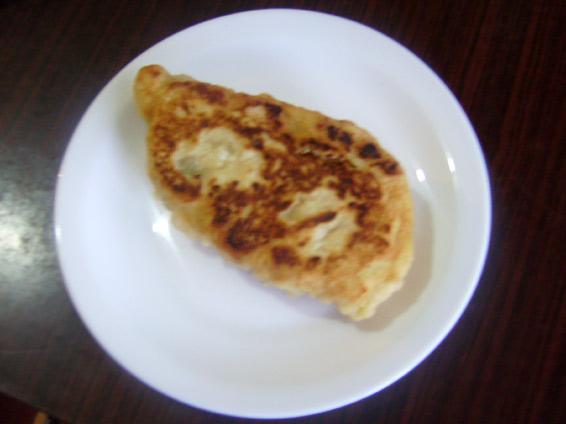 Снимка 1 от рецепта за Питки с кайма