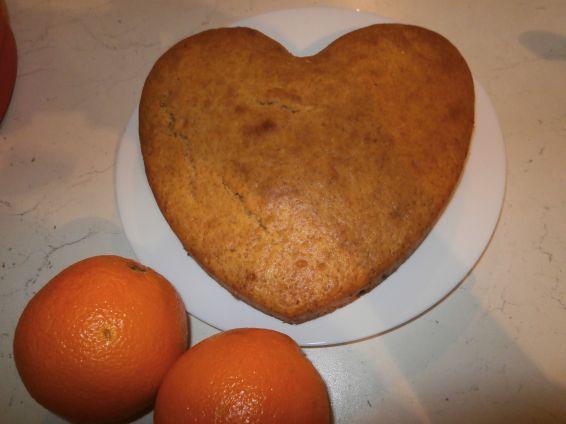 Снимка 10 от рецепта за Портокалов сладкиш
