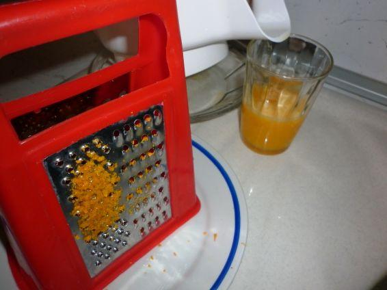 Снимка 8 от рецепта за Портокалов сладкиш