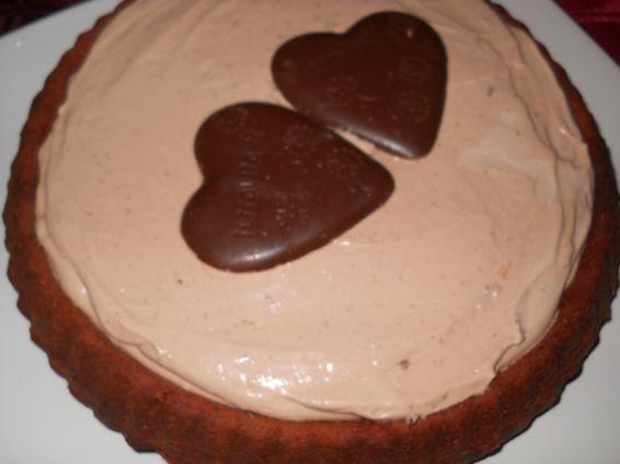 Снимка 2 от рецепта за Шоколадов пай