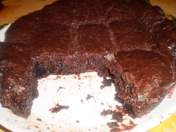 Снимка 2 от рецепта за Шоколадова фантазия