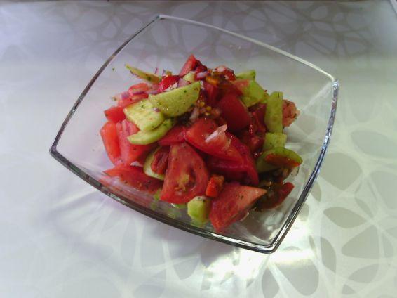 Снимка 11 от рецепта за Шопска салата