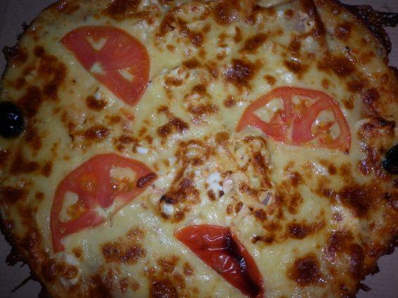 Снимка 2 от рецепта за Сицилианска пица