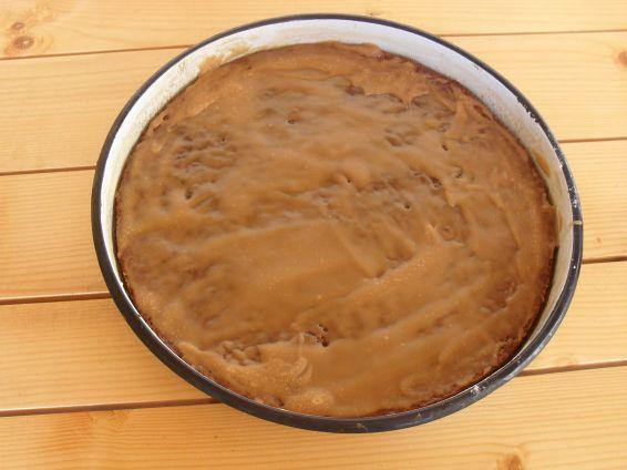 Снимка 3 от рецепта за Сладкиш, полят с бонбони