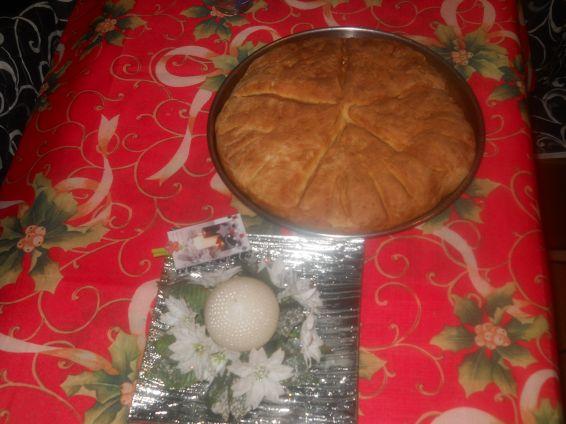 Снимка 3 от рецепта за Содена питка за Бъдни вечер