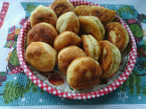 Снимка 2 от рецепта за Содени питки
