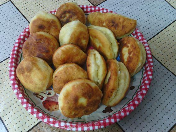 Снимка 3 от рецепта за Содени питки