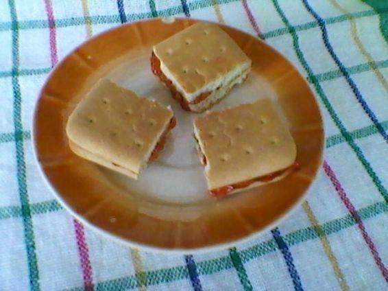 Снимка 5 от рецепта за Сухи пасти с бисквити
