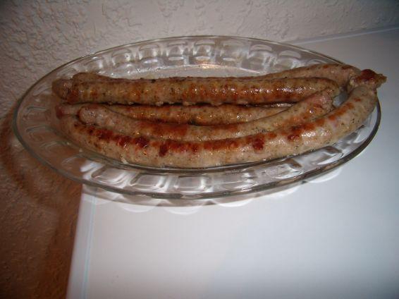 Снимка 2 от рецепта за Супа от печени карначета