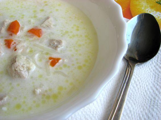Снимка 2 от рецепта за Супа от свинско обезкостено месо