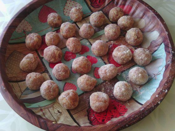 Снимка 8 от рецепта за Супа топчета с картофи