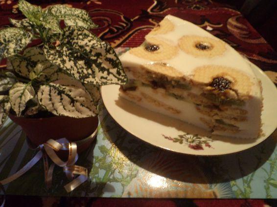 Снимка 10 от рецепта за Торта `Дани`