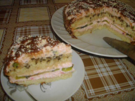 Снимка 5 от рецепта за Торта Свежест