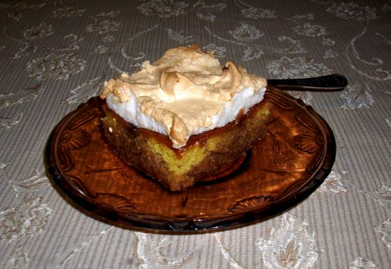 Снимка 2 от рецепта за Торта Жадната монахиня /1987 г./