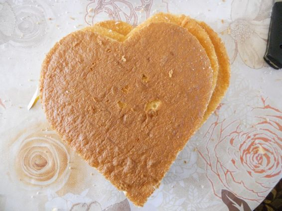 Снимка 2 от рецепта за Торта Любов