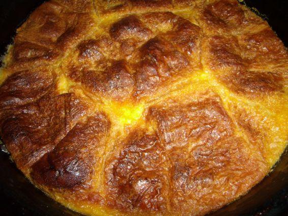 Снимка 3 от рецепта за Торта с кроасани - III вариант