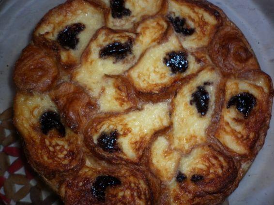 Снимка 6 от рецепта за Торта с кроасани - III вариант