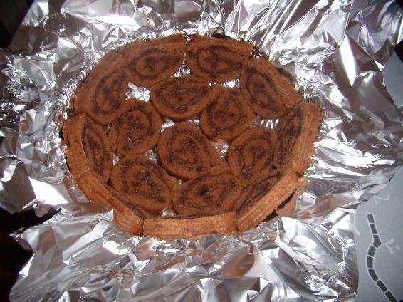 Снимка 2 от рецепта за Торта с рула