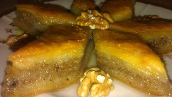 Снимка 4 от рецепта за Турска баклава