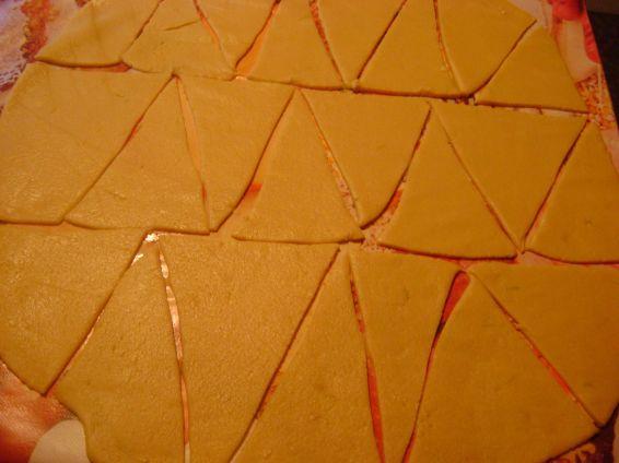 Снимка 3 от рецепта за Ванилови кифлички