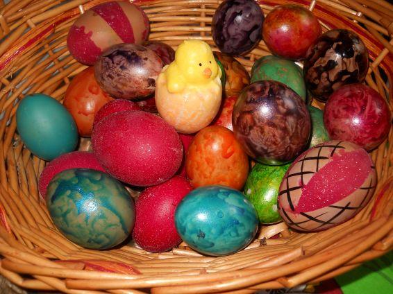 Снимка 8 от рецепта за Великденски яйца