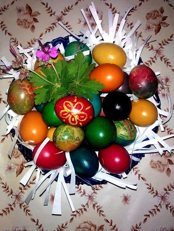 Снимка 10 от рецепта за Великденски яйца
