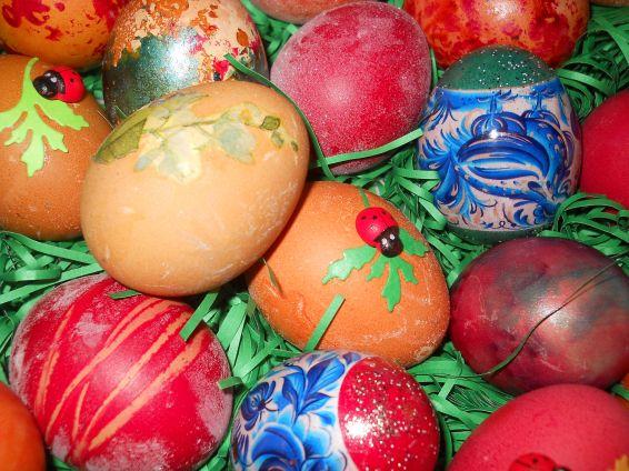 Снимка 11 от рецепта за Великденски яйца
