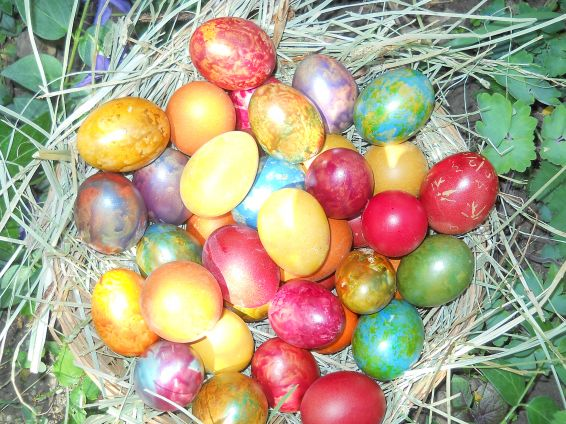 Снимка 3 от рецепта за Великденски яйца
