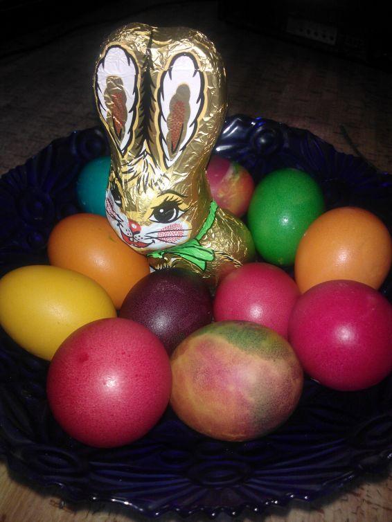 Снимка 5 от рецепта за Великденски яйца