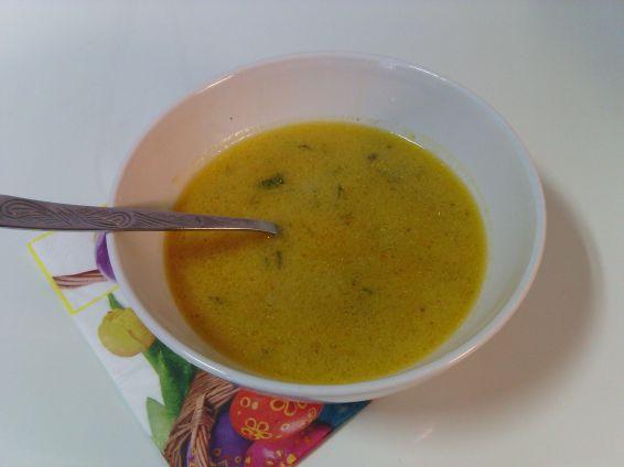 Снимка 4 от рецепта за Вкусна супа топчета