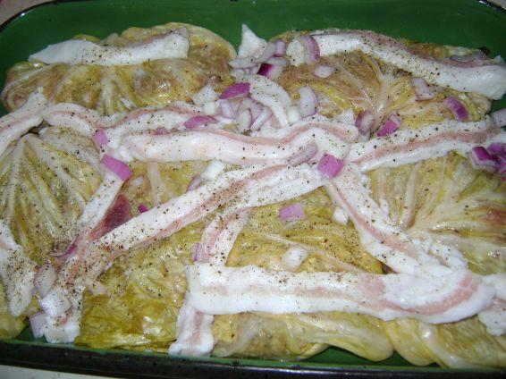 Снимка 2 от рецепта за Забулени пържоли
