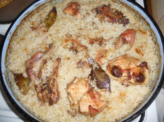 Снимка 2 от рецепта за Заешко с бял ориз