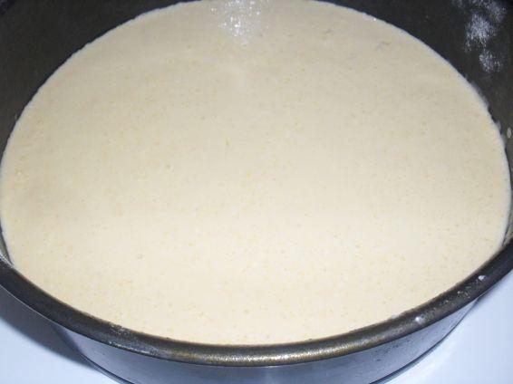 Снимка 6 от рецепта за Закуска с брашно и царевичен грис