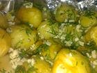 Рецепта за Картофки във фолио