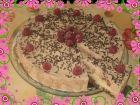 Рецепта за Сладоледена торта с течен шоколад