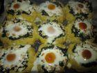 Рецепта за Пролетни гнезда