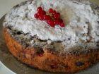 Рецепта за Плодов сладкиш с вишни и касис