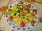Рецепта за Млечен гювеч с картофи