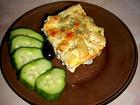 Рецепта за Солени макарони на фурна