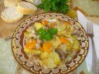 Рецепта за Пилешки пържоли с гъби и картофи