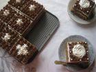 Рецепта за Шоколадови пасти с карамелен крем