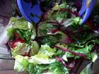 Рецепта за Салата от ендивия, фризе и червено цвекло