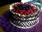Рецепта за Торта с горски плодове