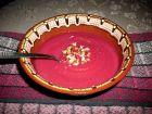 Рецепта за Крем супа от червено цвекло и тиква