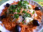 Рецепта за Шарена салата с картофи