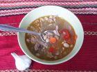 Рецепта за Чорба от фасул със свинско месо