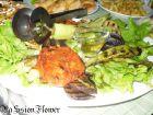 Рецепта за Гриловани зеленчуци