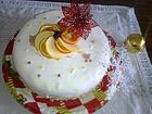 Рецепта за Коледна торта с фондан