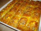 Рецепта за Баница с царевично брашно и семена
